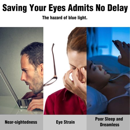 Saving your eyes admits no delay